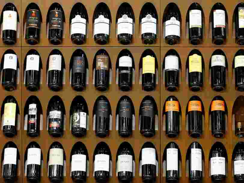 Wine prices could soon go up while some bottles will become harder to find in the US, thanks to a dangerous 'one-two punch'