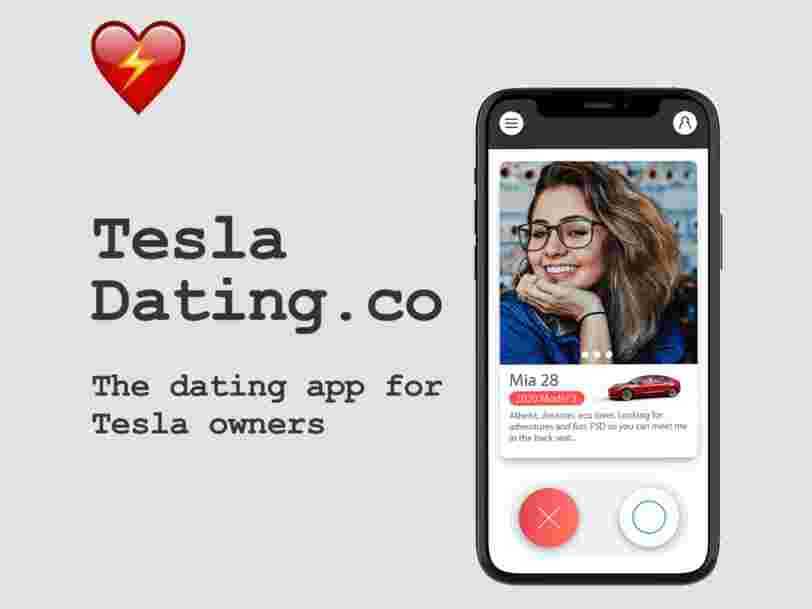Tesla owners looking for love can now join a dating network exclusively for 'like-minded Elon stans'