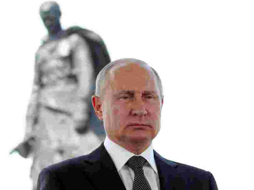 Putin's love of poison —a messy weapon for assassins —reflects his need for proven uncertainty