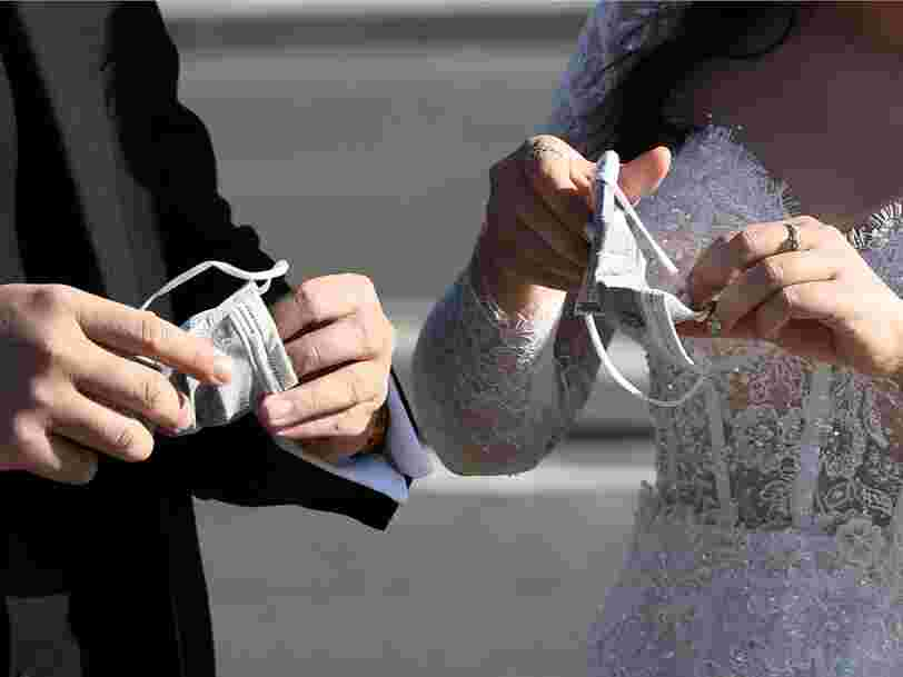 A Maine wedding is linked to 147 coronavirus cases and 3 deaths. Infections spilled over into a jail and 2 nursing homes.