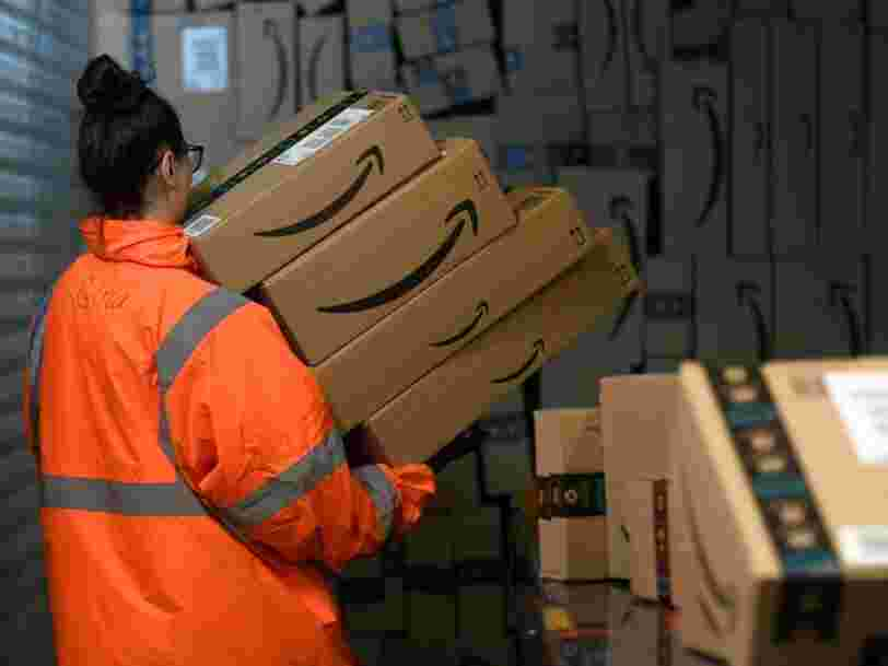 Amazon tracks warehouse workers' every move because Jeff Bezos thinks people are inherently lazy, report says