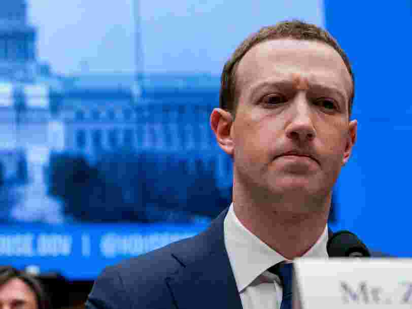 Mark Zuckerberg, Bill Gates, Elon Musk, and 6 of the other wealthiest US billionaires reportedly lost a combined $14 billion in a single day