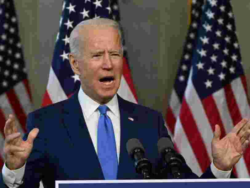 'I beat the socialist': Biden reminds voters 'worried about socialism' that he won the party nomination, not Bernie Sanders