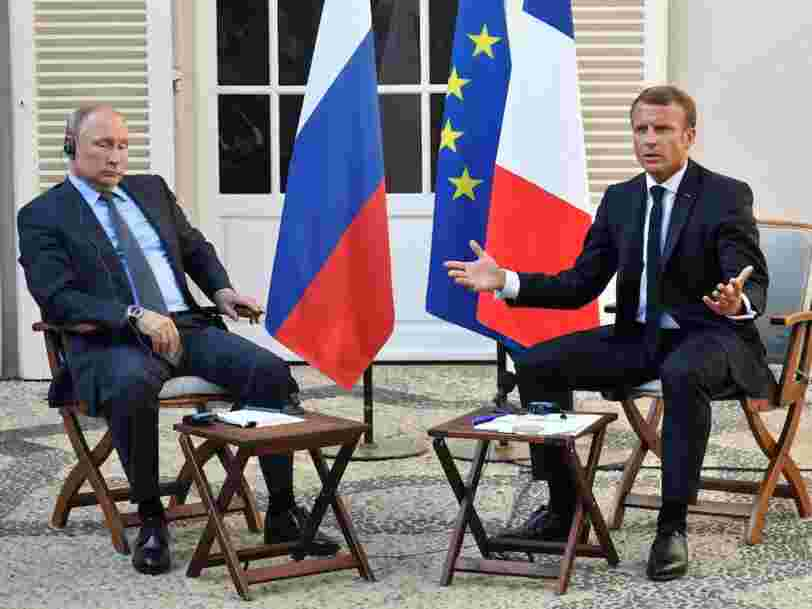 Putin's attempt to explain away the poisoning of Alexei Navalny to France failed badly and helped unite Europe against him, intelligence sources say