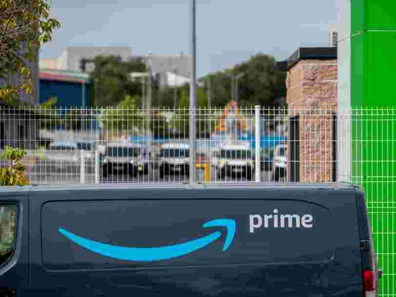Amazon is using new AI-powered cameras in delivery trucks that can sense when drivers yawn. Here's how they work.