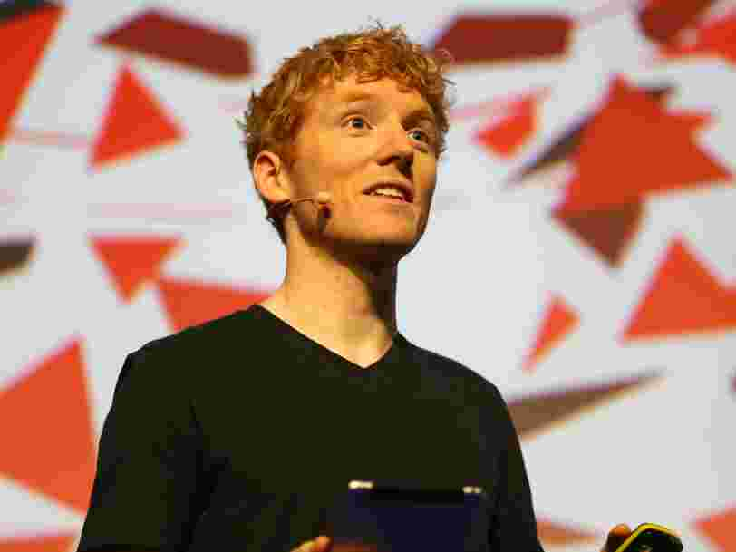 Stripe hit a $95 billion valuation, leapfrogging SpaceX, Instacart, and Didi Chuxing on the leaderboard of tech giants