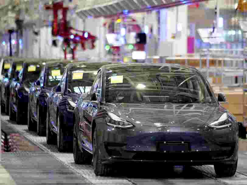 Wall Street analysts tore down 7 competing car batteries. They found Tesla once again at the front the pack.