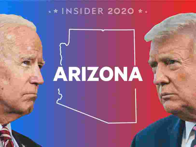 Here's when we can expect presidential race results from the key swing state of Arizona