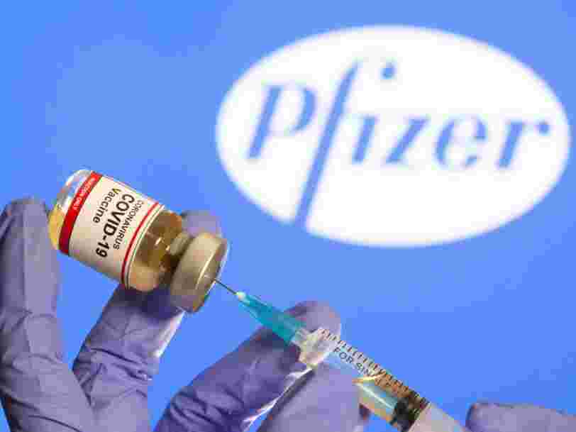Pfizer execs say there's a 'significant opportunity' to hike prices of its COVID vaccine