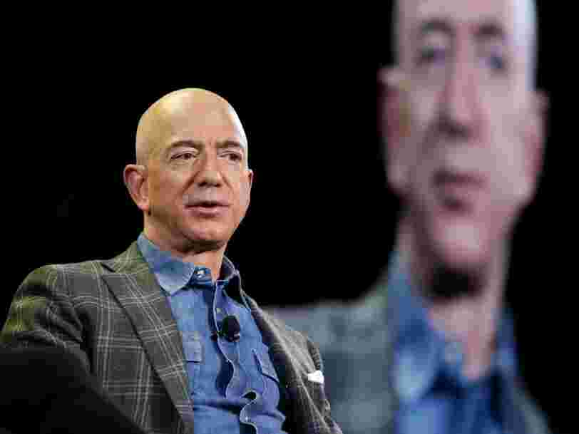 The new Jeff Bezos book: Read his own words on how Amazon embraced failure to drive innovation and success