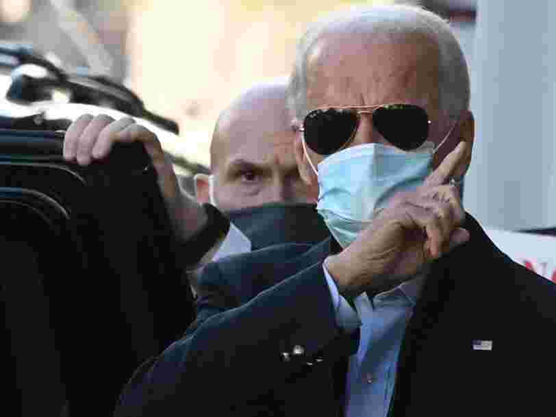 Biden says he will not pursue a national lockdown as part of his COVID-19 response: 'I am not going to shut down the economy, period'