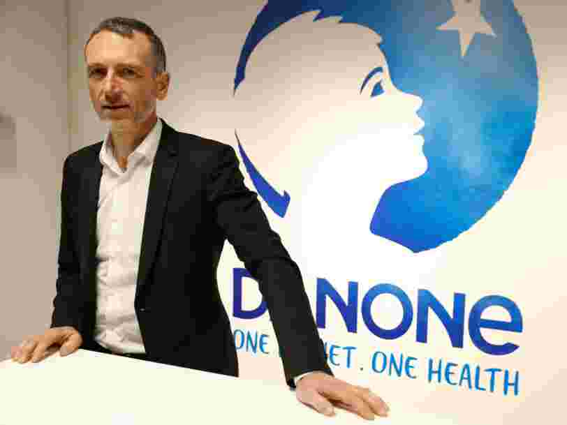 Danone, the world's largest yogurt-maker, is cutting up to 2,000 jobs as it targets $1.2 billion in annual savings