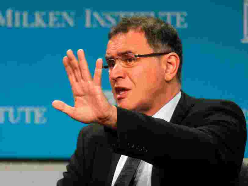 'Dr. Doom' economist Nouriel Roubini trashes Bitcoin for being heavily manipulated, and blames retail investor FOMO for its recent pump-and-dump