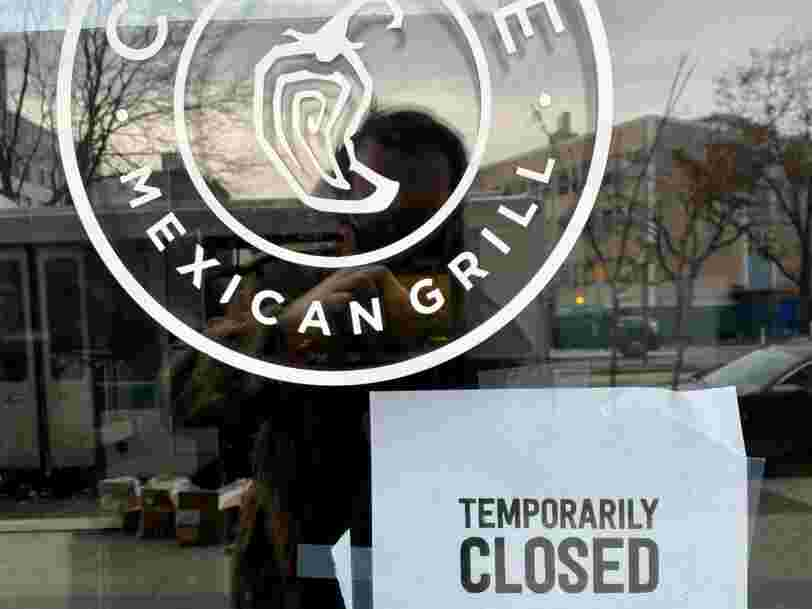 A New York City Chipotle is closed indefinitely after workers say a rat infestation led to 4 employees being bitten