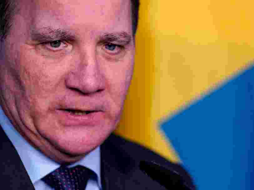 Sweden's prime minister admits the country got its coronavirus strategy wrong