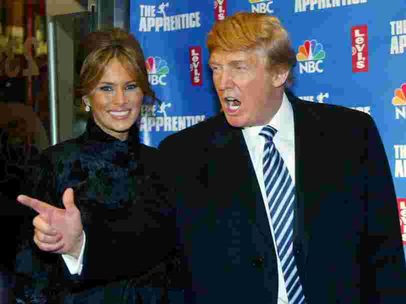 Trump has discussed rebooting 'The Apprentice' as he prepares to leave the White House, according to a report