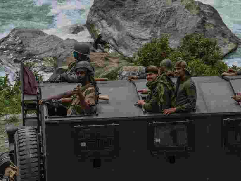 Les États-Unis aident l'Inde à garder un œil sur l'armée chinoise, selon les principaux commandants américains