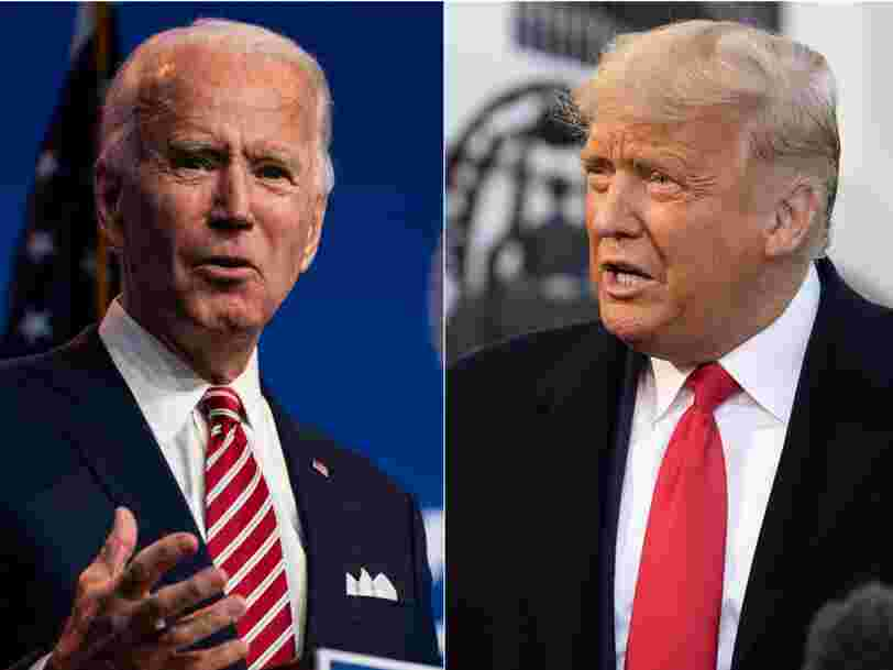 Biden just inherited the @POTUS Twitter handle - but he didn't get its more than 33 million followers