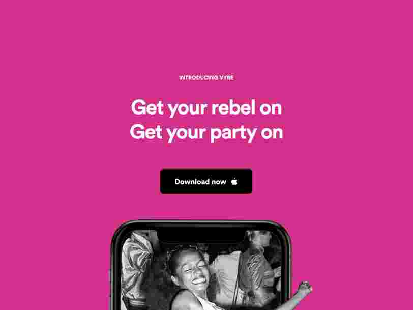 Apple and TikTok booted an iPhone app promoting secret large, indoor parties as COVID-19 surges across the US