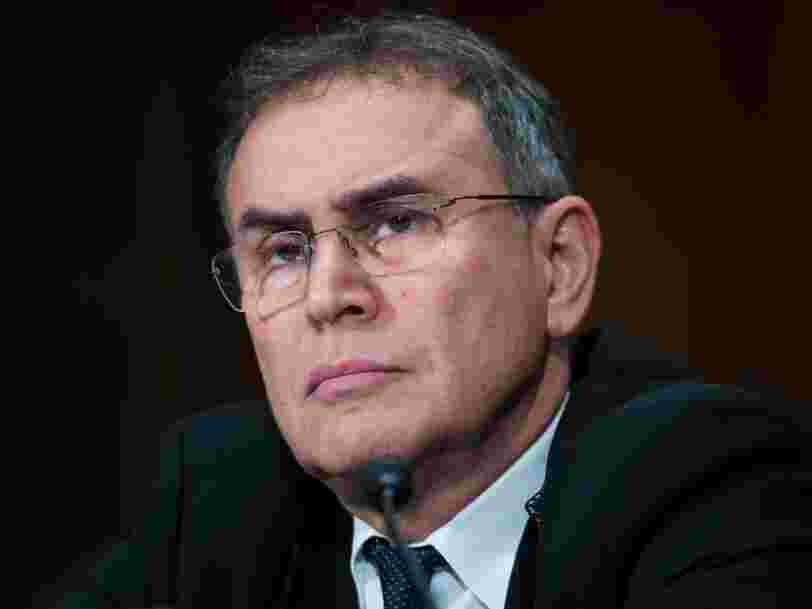 The fundamental value of bitcoin is negative given its environmental impact, says 'Dr. Doom' economist Nouriel Roubini