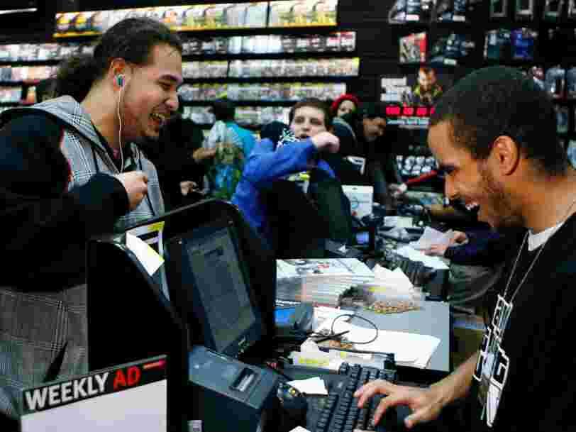 GameStop short-sellers lost $1.6 billion in a single day as Reddit traders rebelled against them