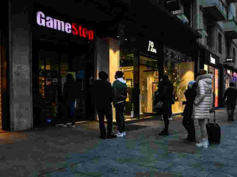 GameStop short-sellers Melvin Capital and Citron surrender bearish bets after 700% rally drives huge losses