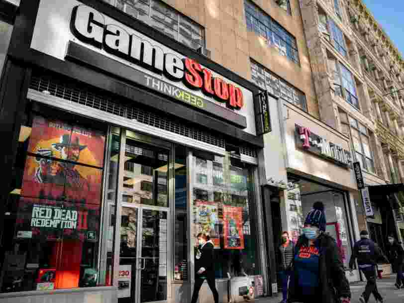 Short-sellers are nursing estimated losses of $19 billion in 2021 after betting on GameStop's share price to fall