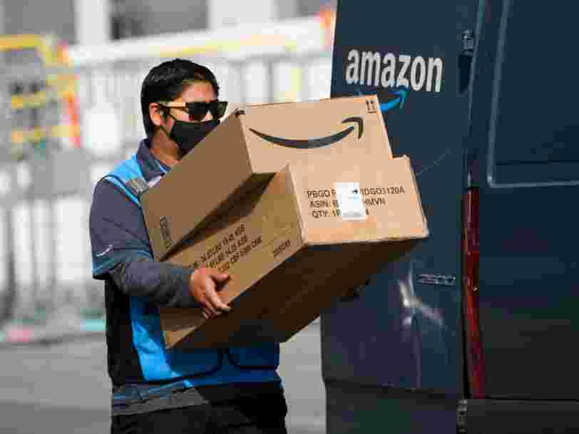 Amazon's own investors are reportedly telling the company to stop pressuring warehouse workers who have begun to vote on forming the firm's first union