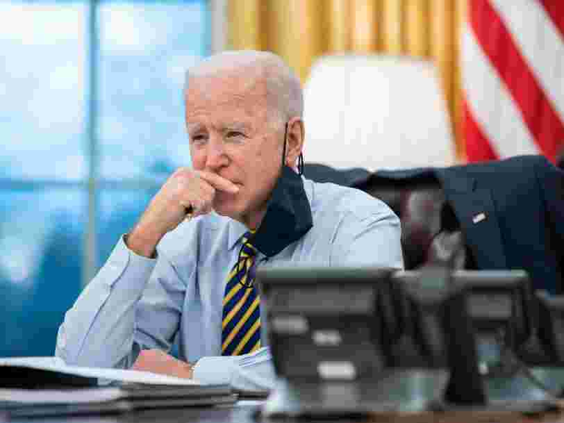 Medium had an internal panic after its algorithm kept recommending erotic stories to the official POTUS account used by Biden, report says