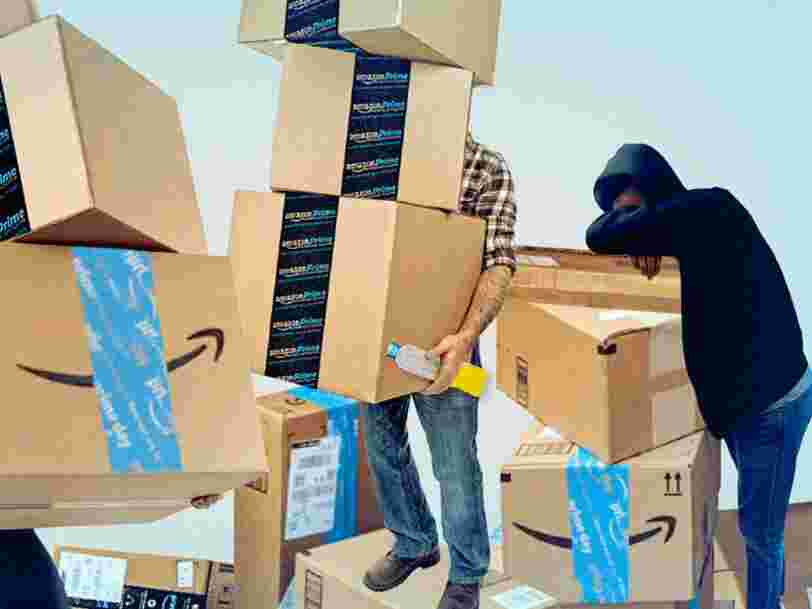 Amazon drivers say peeing in bottles is an 'inhumane' yet common part of the job, despite the company denying it happens