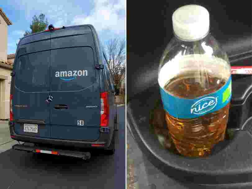 Amazon is sending employees into the trenches on Twitter as it battles its first union vote and reports about workers peeing in bottles