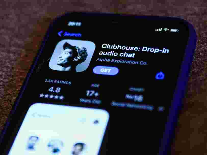 Clubhouse is reportedly in talks to raise funding in a round that values the audio app at $4 billion just a year after it launched