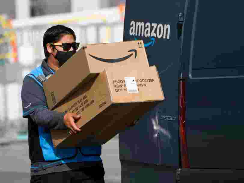 Amazon drivers describe the paranoia of working under the watchful eyes of new truck cameras that monitor them constantly and fire off 'rage-inducing' alerts if they make a wrong move