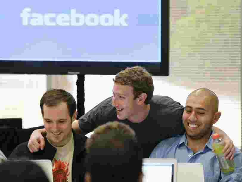 Facebook says its staff can continue working from home after the pandemic