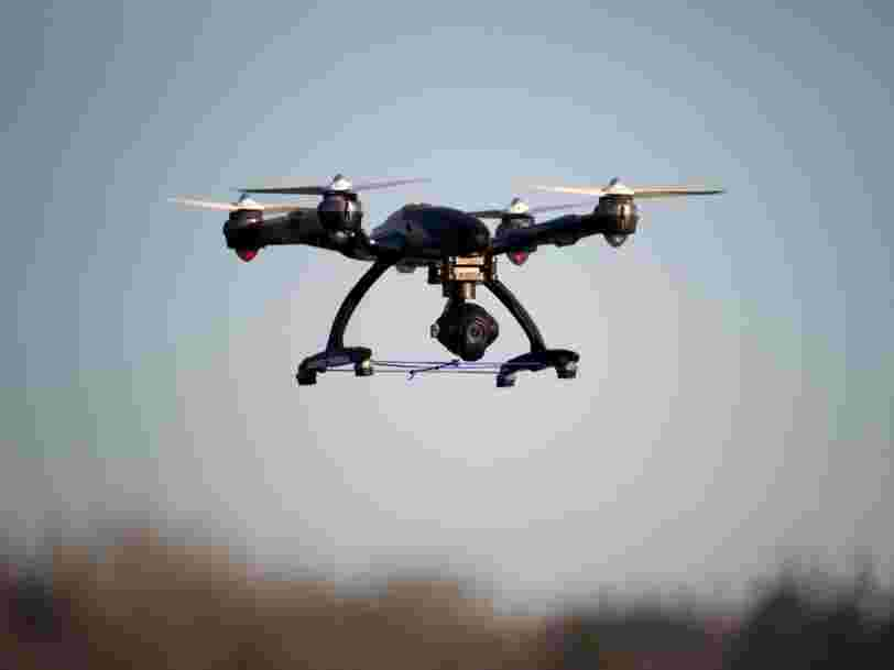 A rogue killer drone 'hunted down' a human target without being instructed to, UN report says