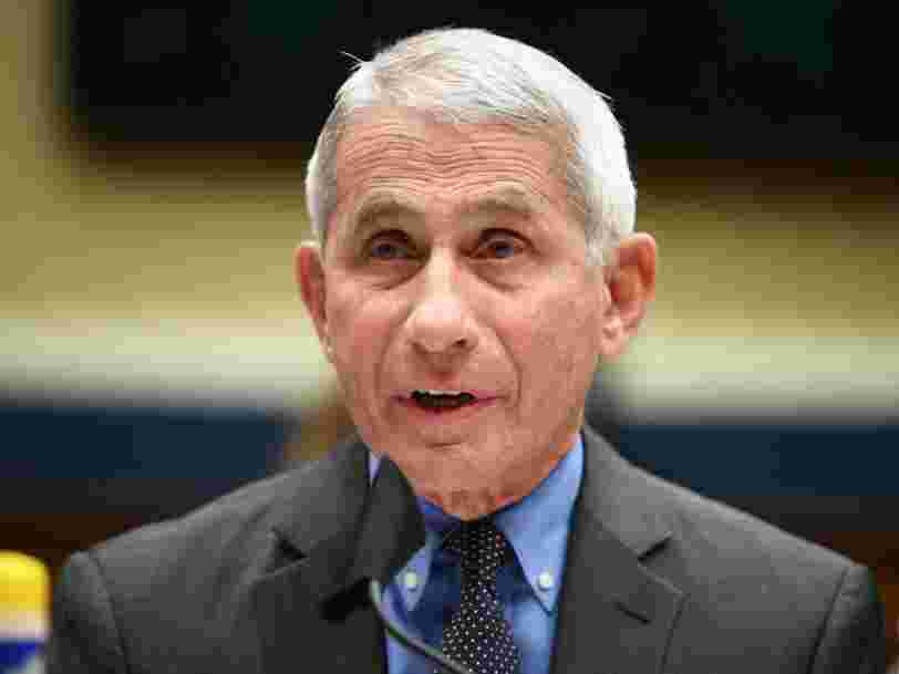 A cache of 860 pages of Fauci's emails show how he felt about the celebrity buzz over his persona: 'Our society is totally nuts'