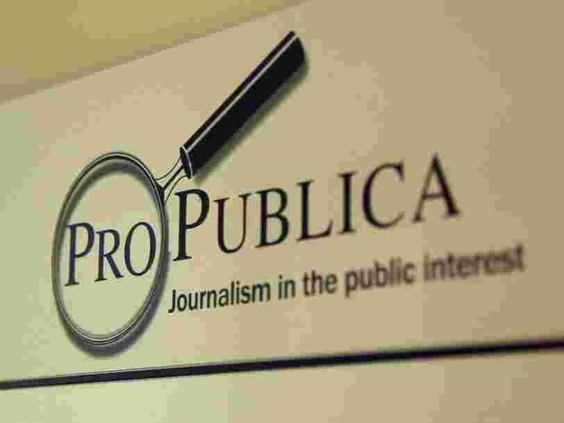 ProPublica said that it doesn't know the source of its secret tax information on the super-rich, and admitted that a hostile state could have sent it