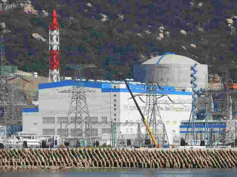 A French company warned the US of a 'imminent radiological threat' at a Chinese nuclear facility but the US said the plant isn't at 'crisis level': CNN