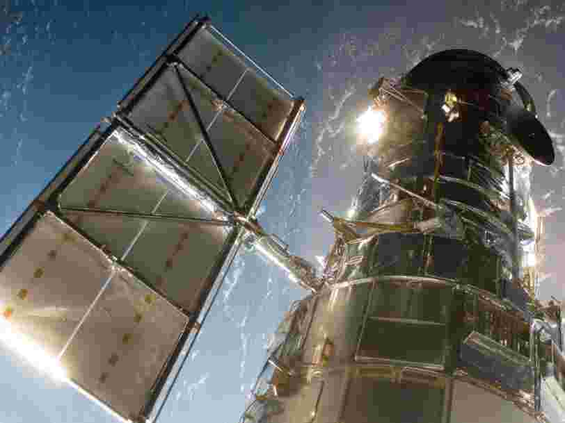 Even the Hubble Space Telescope's backup computer is glitching now - raising new questions about what's gone wrong