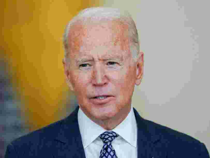 2 top FDA officials resigned over the Biden administration's booster-shot plan, saying it insisted on the policy before the agency approved it, reports say