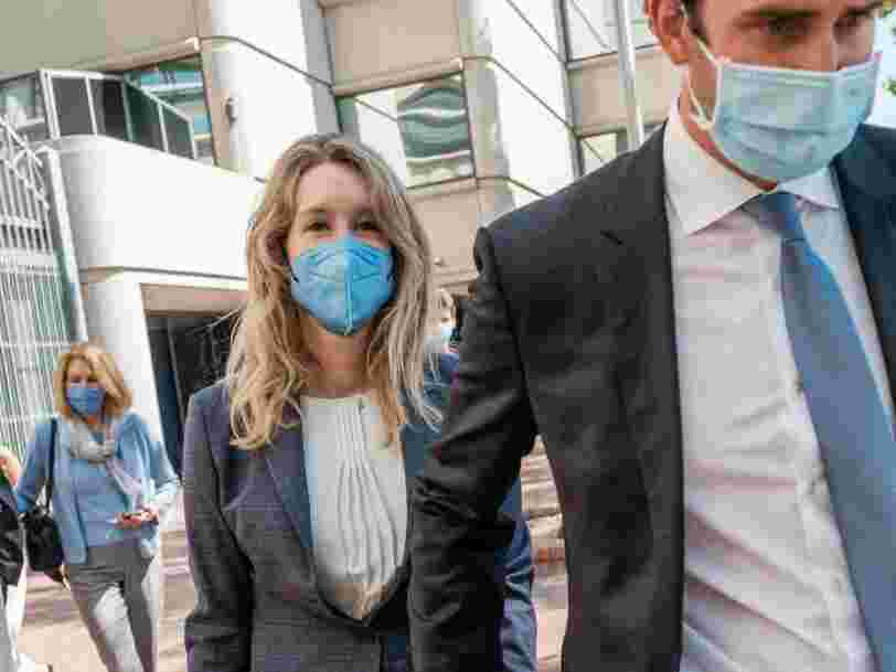 Here's everything you missed in Week 2 of Elizabeth Holmes' Theranos fraud trial