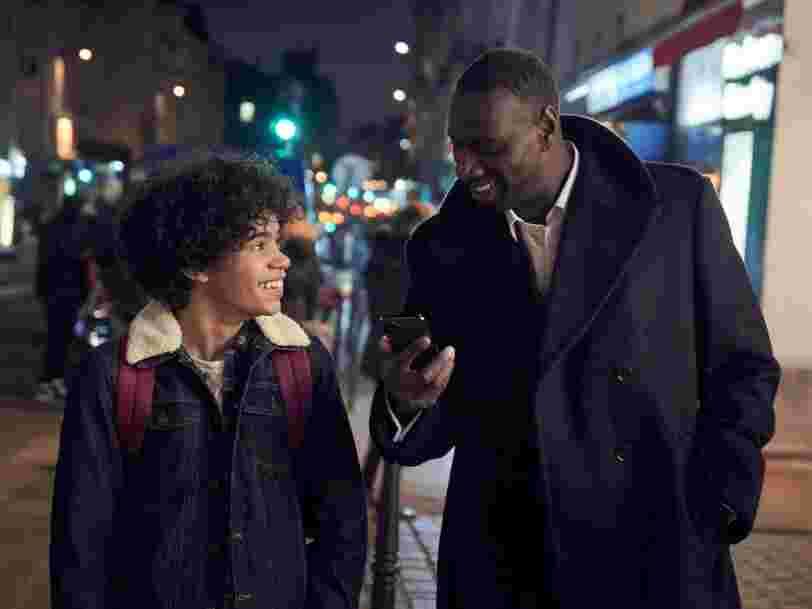 'Lupin' devient la première série française à se placer dans le top 10 de Netflix aux Etats-Unis