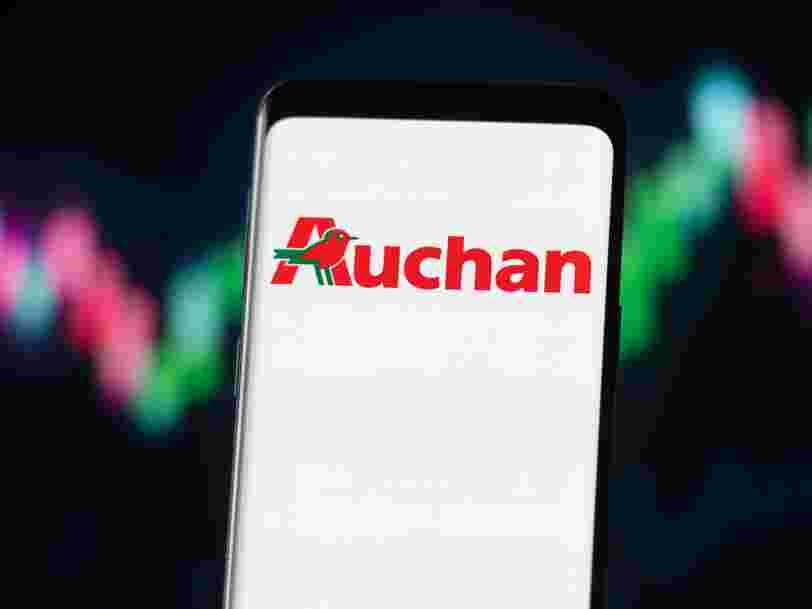 Auchan annonce une vaste réorganisation interne