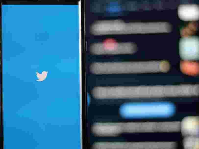 La Russie accuse Twitter de 'violer la loi' et ralentit sa vitesse de fonctionnement