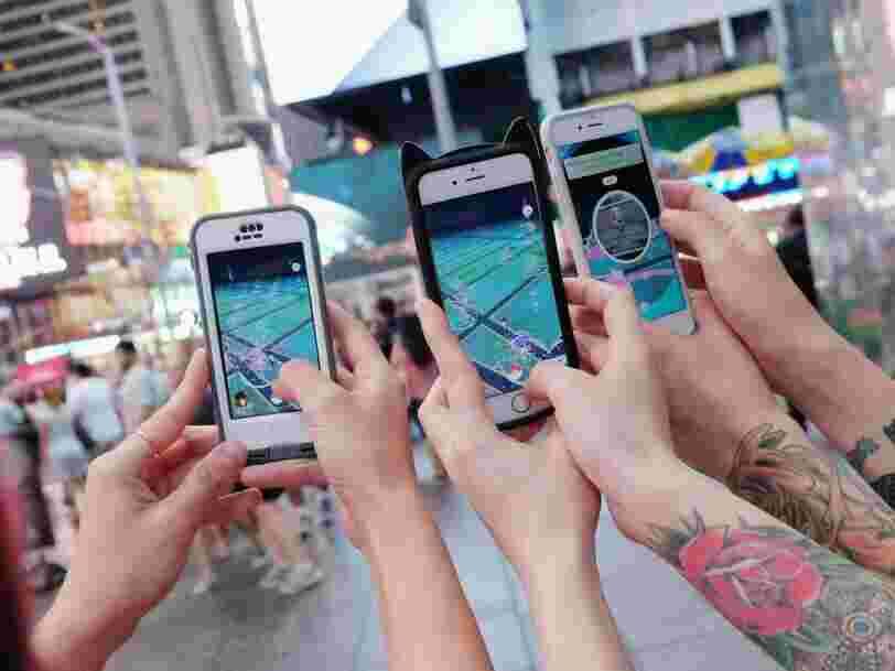 Jouer à Pokémon Go au volant aurait des conséquences humaines et économiques dramatiques, selon une étude