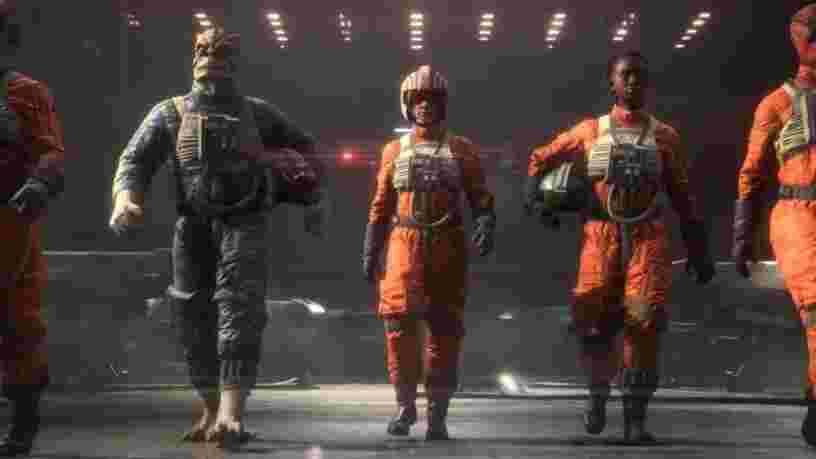 Ubisoft va développer un jeu Star Wars en monde ouvert