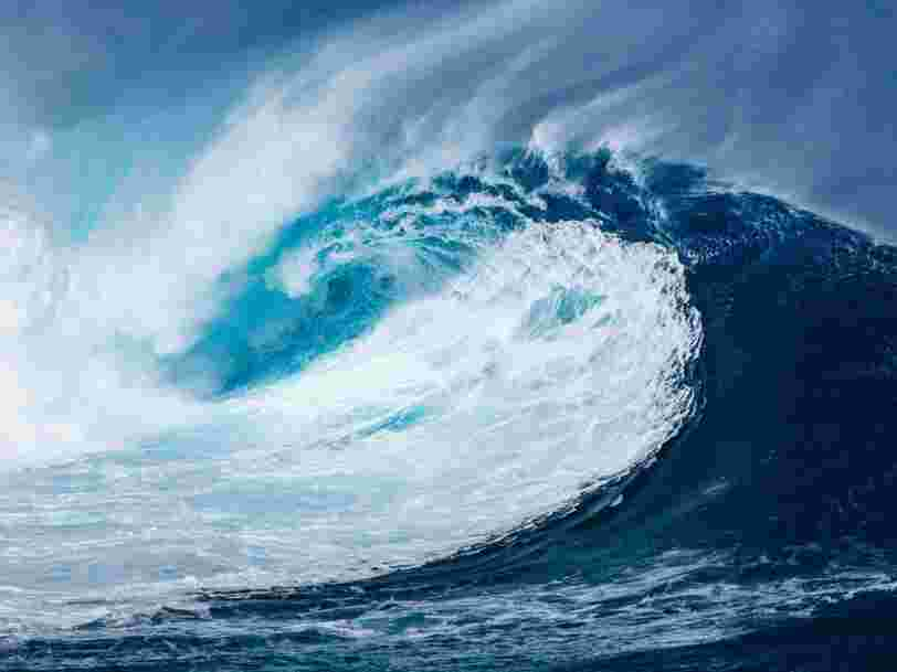 Les océans ont battu des records de températures en 2020