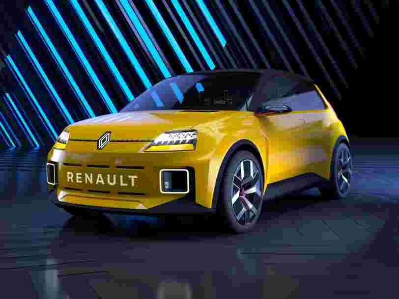 En perte de vitesse, Renault présente son plan de relance et 14 nouveaux modèles