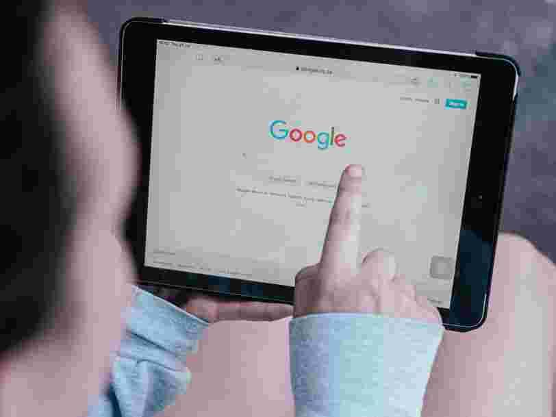 """En Australie, Google bloque l'accès à des sites internet de médias """"à titre expérimental"""""""