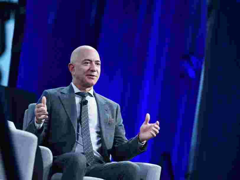 Voici comment le management de Jeff Bezos en a fait l'homme le plus riche du monde